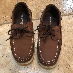 Boys youth Sperry